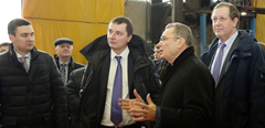 TsAGI and Ilyushin Aviation Complex hold meeting on the development of transport aviation.