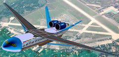 TsAGI specialists explore the prospects of aircraft with alternative fuels and energy sources