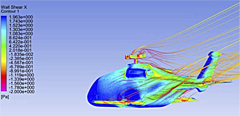 TsAGI scientists report on main fields of helicopter studies