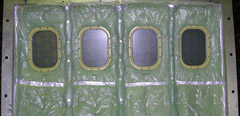 TsAGI studies MC-21 fuselage panels