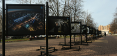 TsAGI openes an exclusive photo show in Zhukovsky Science City