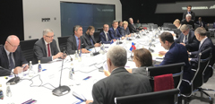 TsAGI participates in the XXVI aircraft industry workshop of the Russian-French Council on economic, financial, industrial and commercial issues