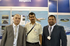 ЦАГИ – на выставке India Aviation 2012