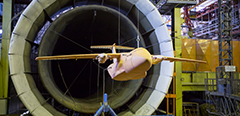TsAGI Experts Perform Flutter Testing of a Model of Il-112V Military Transport Aircraft