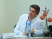 Sectional moderators were both Russian and foreign scientists.