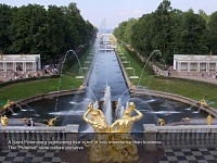A Saint-Petersburg sightseeing tour is not of less importance than business. The