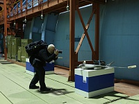 TsAGI transonic wind tunnel testing models attracts journalists' attention