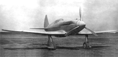75 years. TsAGI's contribution to forge the Victory: I-200 (MiG-1) high speed fighter
